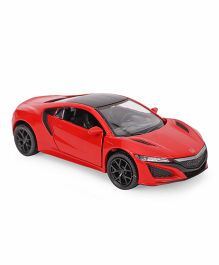 RMZ New Honda NSX Toy Car - Red