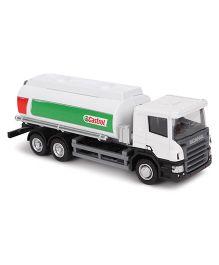 RMZ Scania Castrol Tanker Toy - White