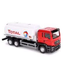 DB Schenker Truck Oil Tanker Toy - Red White