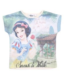Chemistry Short Sleeves Top Snow White - Mmulti Color