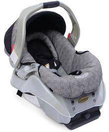 Graco Snugride 32 Infant Car Seat Grey Black - 1780963