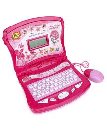 Fab N Funky Musical Little Computer - Pink