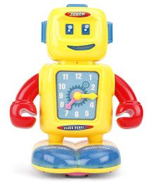 Time Telling Robot - Yellow