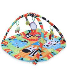 Musical Play Gym Multi Print - Multicolor