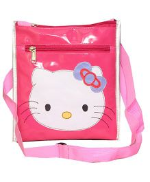 Kidzbash Hello Kitty Sling Bag - Pink