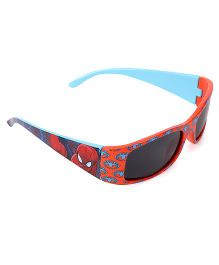 Marvel Spider Man Sunglasses With Polarized Lens - Orange Blue