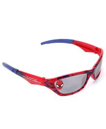 Marvel Spider Man Sunglasses - Red Blue