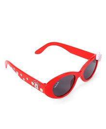 Disney Minnie Mouse Sunglasses - Red & Black
