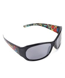 Marvel Sunglasses Spider Man Print - Black