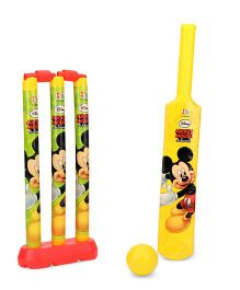 Disney Mickey Mouse My First Cricket Set