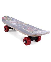 Sneak print Skate Board - Multi Color