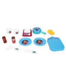 Disney Frozen Anna Multi Kitchen Set (Color And Design May Vary)