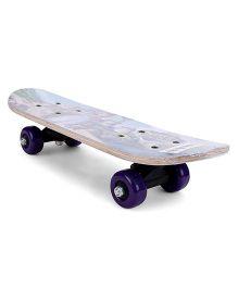 Baby Sofia Print Skate Board - Multicolor