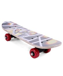 Baby Wasp Sting Print Skate Board - Multicolor