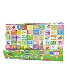 Toys4fun Alphabet And Number Baby Play Mat - Multicolour