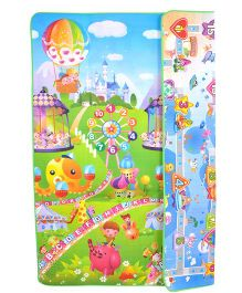 Toys4fun Alphabet And Number Baby Play Mat (Color May Vary)