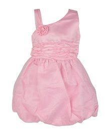 Kiwi Spaghetti Strap Party Dress - Pink