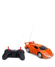 Remote Control Race Car - Orange