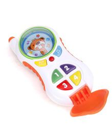 Baby Mobile Phone - Orange