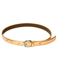 Miss Diva Girls Party Belt - Golden