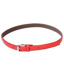 Miss Diva Girls Party Belt - Red