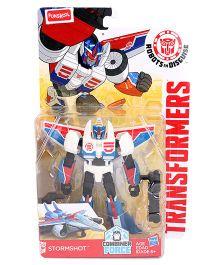 Transformer Stormshot - White