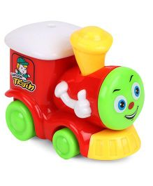 Fab N Funky Train Engine Toy - Red