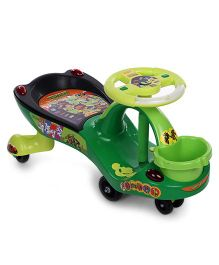 Toyzone Eco Turtle Magic Twister Car Green - 51480