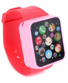 Smiles Creation Touch Screen Watch - Red