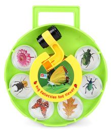 Smiles Creation Field Microscope - Yellow Green