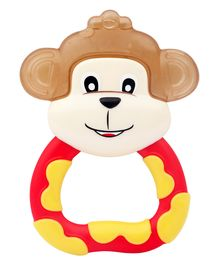 1st Step Water Filled Teether - Brown