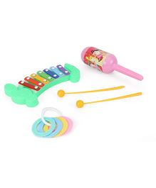 Ratnas Little Wonder Musical Masti Pack Of 3 - Multi Color