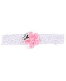 Funkrafts Flower Design Headband - Pink