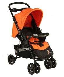 Sunbaby Posh Stroller - Orange