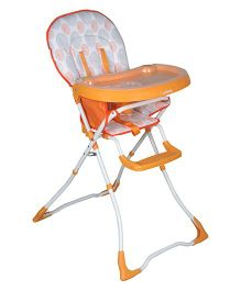 Sunbaby Mousie High Chair - Orange