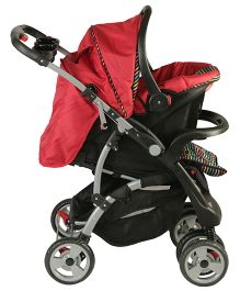 Sunbaby Devine Travel System - Red