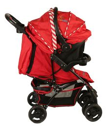 Sunbaby Elegenza Travel System SB K613A - Red