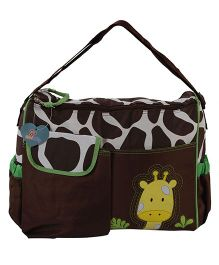 Sunbaby Mother Bag SB 1003 - Brown
