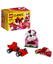 Lego Classic Creativity Box - Red