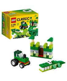 Lego Classic Creativity Box - Green