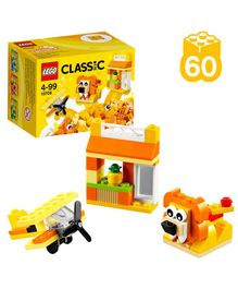 Lego Classic Creativity Box - Orange