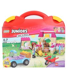 Lego Juniors Mia's Farm Suitcase - Multi Color