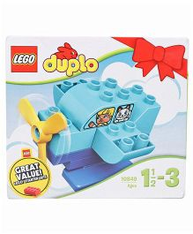 Lego Duplo My First My First Plane - Blue