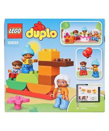 Lego Duplo Town Birthday Party - Multi Color