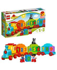 Lego Duplo My First Number Train - Multi Color