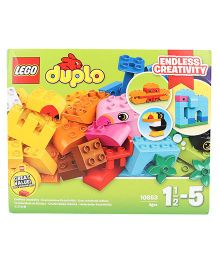 Lego Duplo My First Creative Builder Box - 75 Pieces