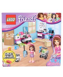 Lego Friends Olivia's Creative Lab