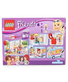 Lego Friends Heartlake Gift Delivery - Multi Colorr