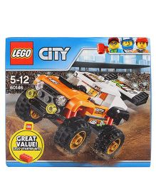 Lego City Great Vehicles Stunt Truck Building Kit - 91 Pieces