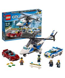 Lego City Police High Speed Chase - Multi Color